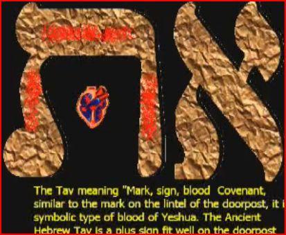 bo - parsha (Aleph-Alef-Tav-Taw) [ET] (doorpost blood)