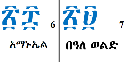 "Ethiopian Calendar calculations of the ""Adoration of the Magi"" occuring on the 28th & 29th of the Ethiopic month of Tahsas.  - documentation provided ethkogserv.com http://ethkogserv.org/faith_.htm"