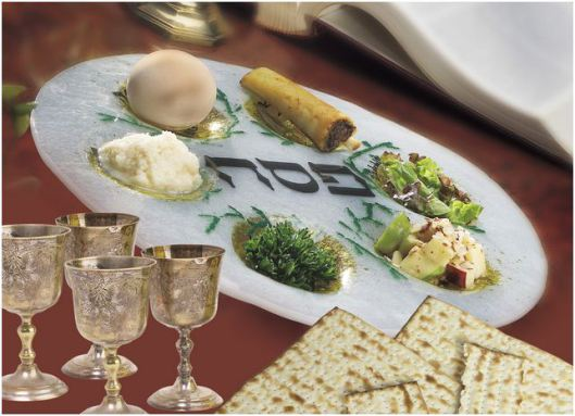 mishpatim - parsha [pesach-feast of unleavened bread]
