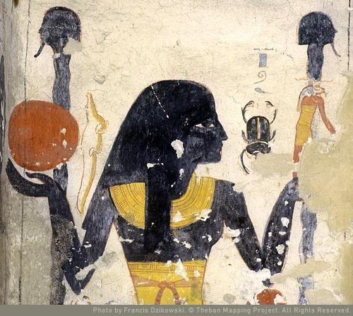 Egyptian Diety Khepri