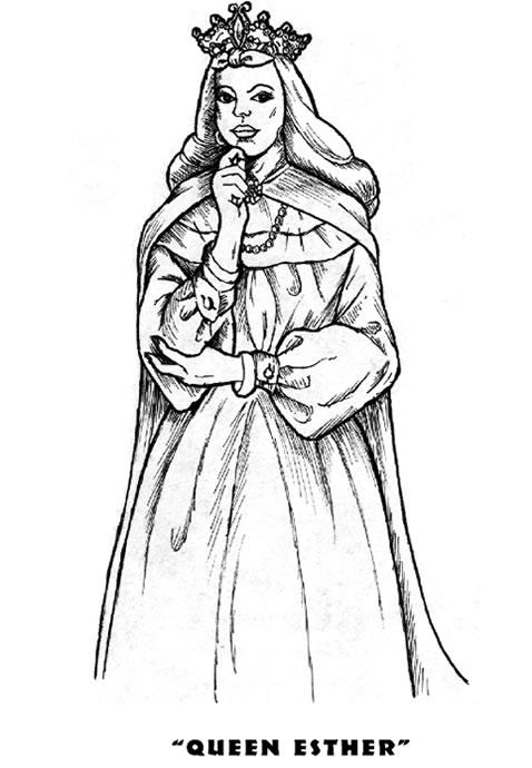 queen esther (hadassah) - Aster
