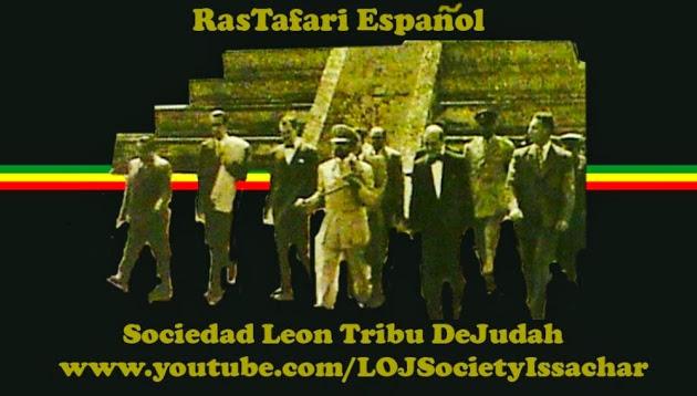 ras tafari espanol - lojs yissachar