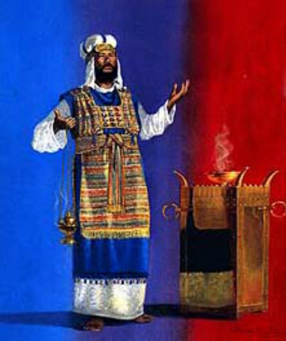 Tetzaweh - parsha (High Priest-Kohen HaGadol-LiQe Kahinat)