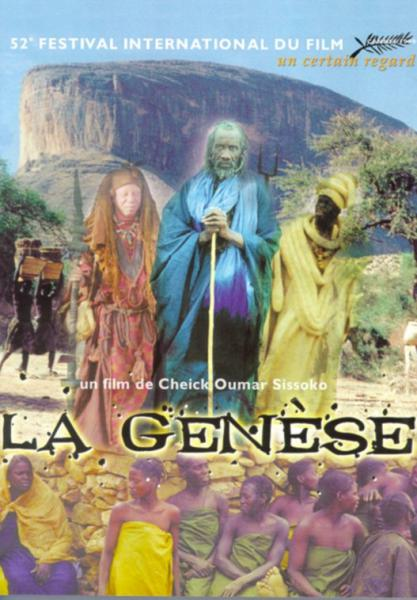 La Genese - Genesis (Jacob and Esau) film _ 1999 French-Malian drama film directed by Cheick Oumar Sissoko.