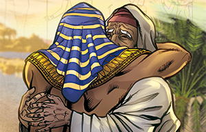 joseph and jacob(israel)
