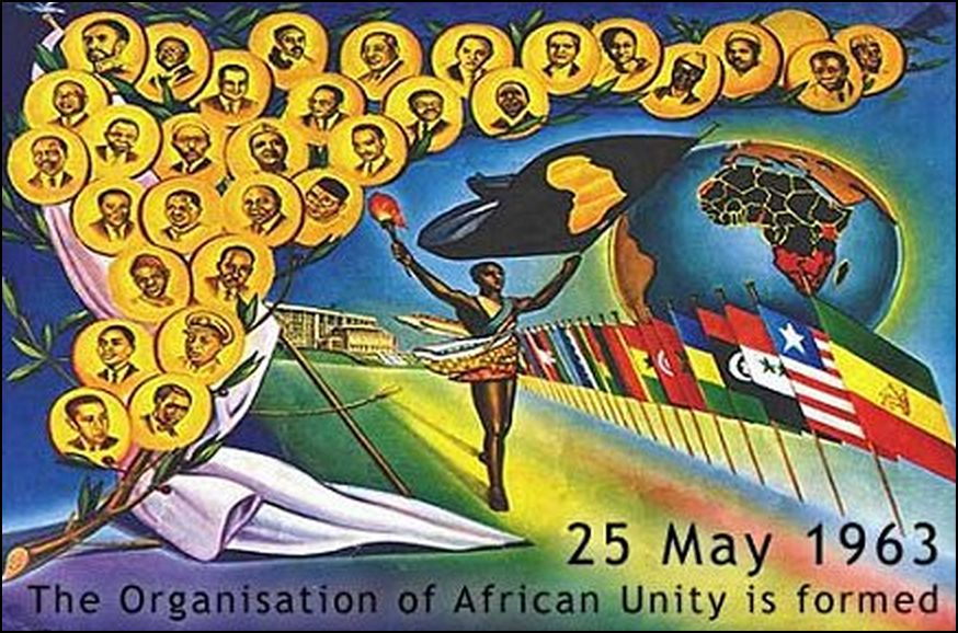 ** May 25th – 🌍 – Marks, African Liberation Day **