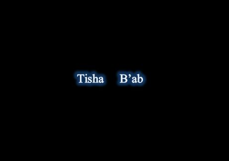 Tisha B'ab2
